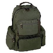 Antler Terrain Backpack, Khaki