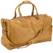 Hidesign Kingsley Holdall, Honey