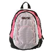 Jansport Mini Trinity Back Pack, Pink Pixie