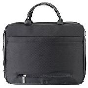 John Lewis Expandable Nylon Pc Case, Black