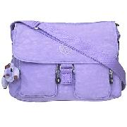 Kipling New Rita Shoulder Bag, Lilac