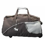 Radley Wheeled Duffle Bags, Brown and Blue