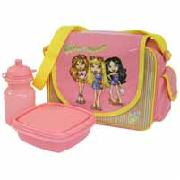 Lil' Bratz Lunch Bag Kit