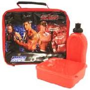 Wwe Wrestling Lunch Bag Kit