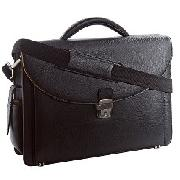 Front Lock Brief Case