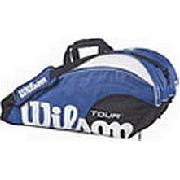 Wilson 6 Racket Tennis Racket Bag