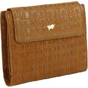 Braun Buffel Metallise Wallet