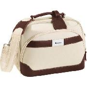 Delsey Carisma Soft Tote Beauty Case