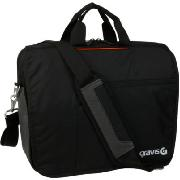 Gravis Trinity Messenger with Laptop Section