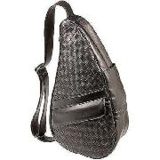 Healthy Back Bag Company Tote Woven Lambskin Small