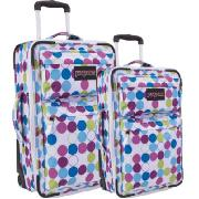 Jansport 2 Piece Upright Luggage Set - 51cm and 59cm