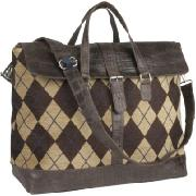 Jost Croco Travel Bag (Medium)