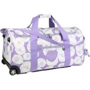 Kipling Canyon Bl - Large Wheeled Duffel