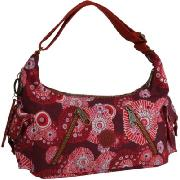 Kipling Morrisey (Fire Work Red) - Shoulder Bag