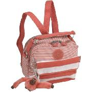 Kipling Puck Lb - Handbag Convertible To Backpack (Loveboat)