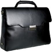 Knomo Logan Mens Briefcase Laptop Bag 15""