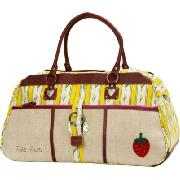 Pink Lining Weekend Bag (Tutti Frutti)
