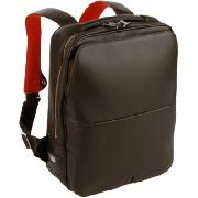 Samsonite High Tech Leather Backpack