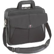 "Targus Trademark 15.4"" Top Loading 300 Edition Briefcase"