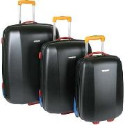 titan titan luggage hard shell luggage at all the. Black Bedroom Furniture Sets. Home Design Ideas