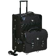 Falcon 2 In 1 Garment Case and Laptop Briefcase