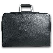 Oi Lang Leather Laptop Bag