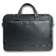 Oi Mitchum Leather Laptop Bag