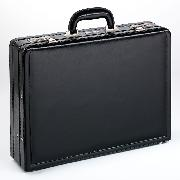 Enzo Rossi Florence Leather Italian Florence Leather Attache Case