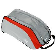 Nike Total 90 Shoe Bag - Silver/Red