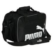 Puma Team Special Soft Medical Bag - Black/White