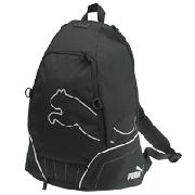 Puma V5 06 Football Backpack - Black/Silver