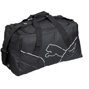 Puma V5 06 Medium Bag - Black/Silver