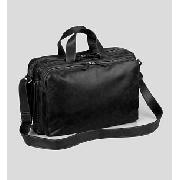 Autograph Pure Leather Padded Laptop Bag