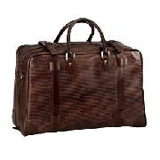 Collezione Buckle Fastening Holdall