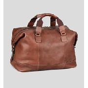 Collezione Luxury Leather Holdall