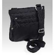 Multi-Pocket Cross Body Bag