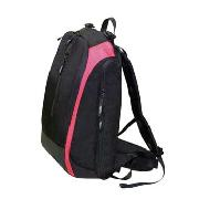 Tripp GT - Black and Red Ute Laptop Backpack