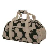 Roxy - Black/Cream Spots Smell of Paradise Holdall