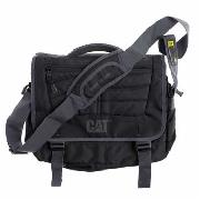 Caterpillar - Black 'Despatch' Shoulder Bag