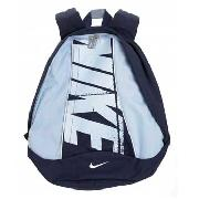 Nike - Blue Campus Graphic Backpack