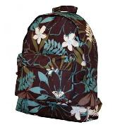 Roxy - Brown/Green Jungle Sugar Baby Backpack