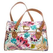 Butterfly by Matthew Williamson - Multi Coloured Embellished Shoulder Bag