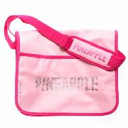 Pineapple - Pink Despatch Bag