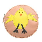 Tula - Pink Round Chick Purse
