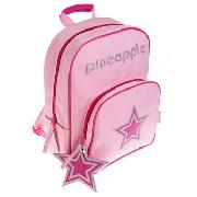 Pineapple - Pink 'Star' Rucksack