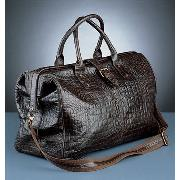 Next - Leather Holdall