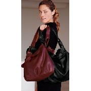 Next - Leather Slouch Underarm Bag