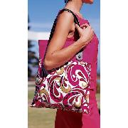 Next - Pink Printed Underarm Bag