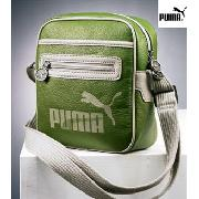 Puma Small Green Bag