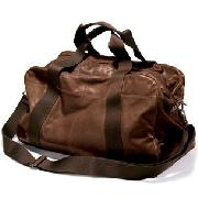 Next - Tan Leather Holdall